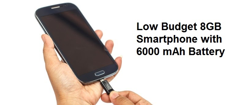 Some of The Low Budget 8GB Smartphone that is Value for Money