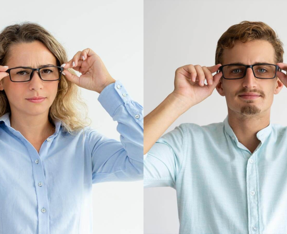 5 common struggles that people with glasses will relate to
