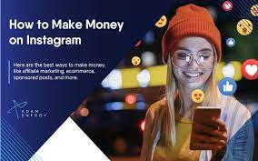 Easy Ways To Earn Money From Instagram Account