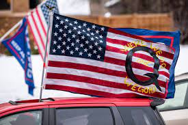 Poll: 15-20Percent of Americans Think in Center QAnon conspiracy theories