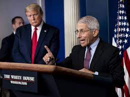 What Did Fauci Inform Trump Around Wuhan?