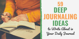 How to write a Journal?