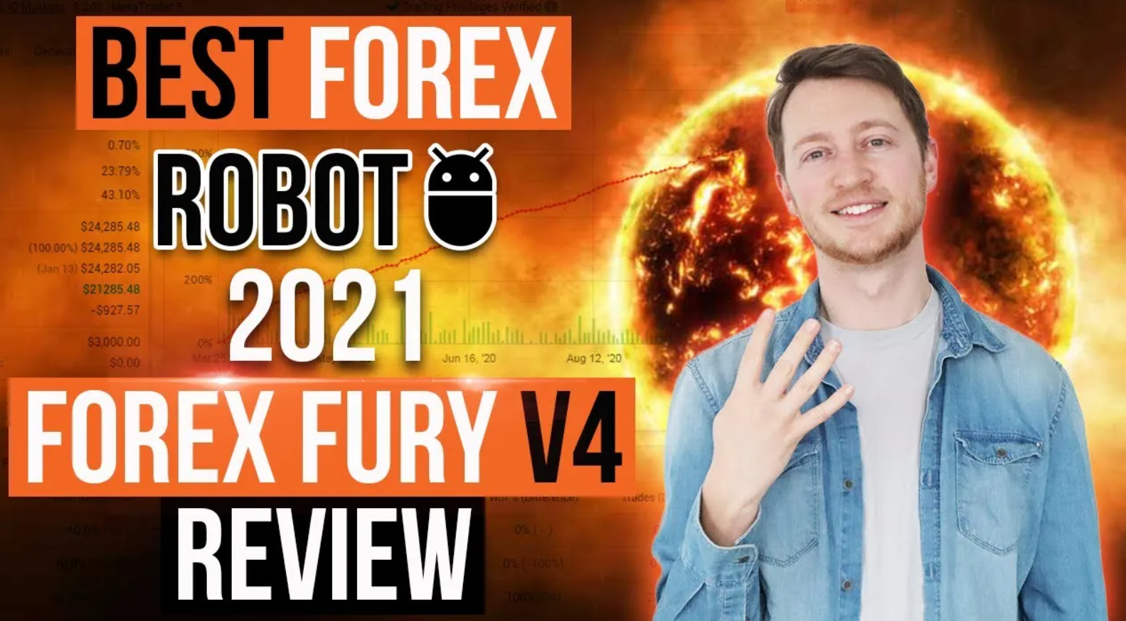The Three Best Forex Robots Making Money Today
